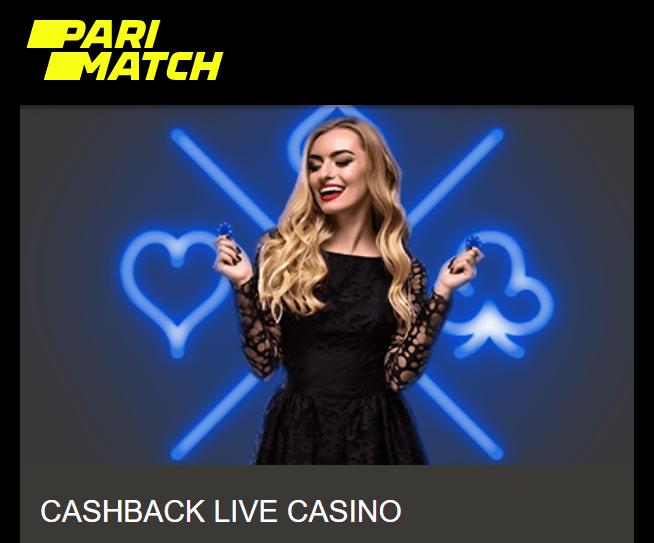 Refund Live Casino
